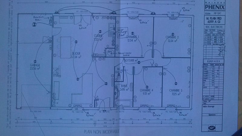 creer un plan de maison. Black Bedroom Furniture Sets. Home Design Ideas